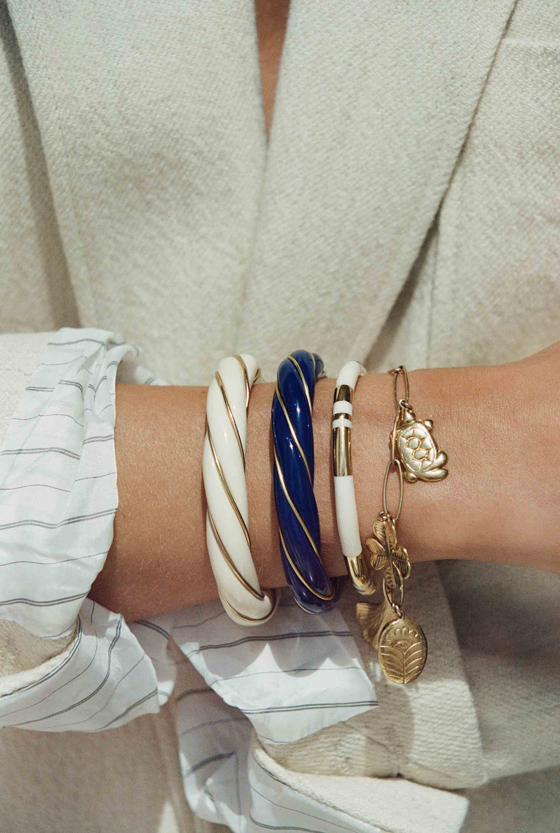 Layering jewelry ideas