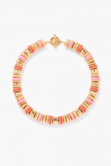 Coral Venice Necklace