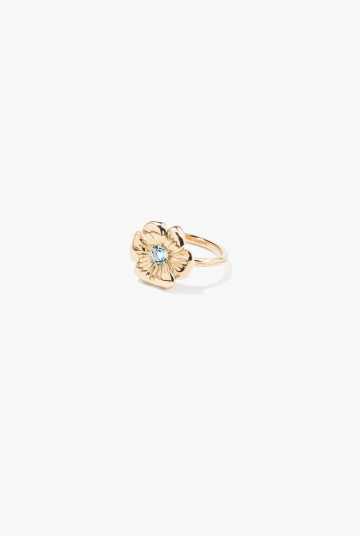 Topaz Bouquet ring