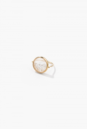 Diamonds Chivor ring