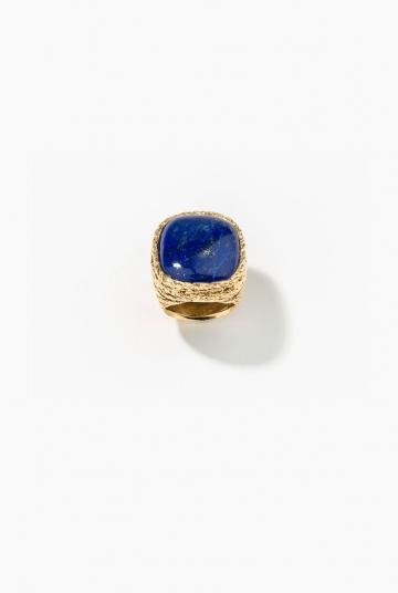 Lapis lazuli Miki ring