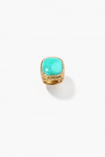 Turquoise Miki ring