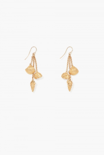 Aguas Dangling earrings