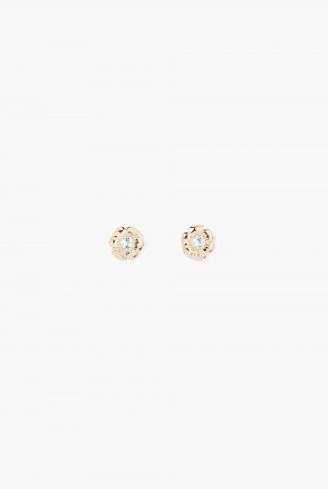 Topaz Bouquet earring