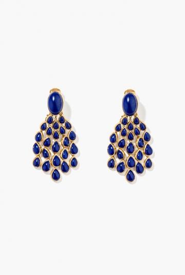Lapis Lazuli Cherokee earrings