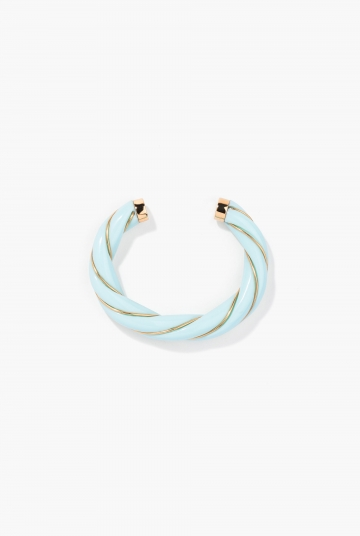 Baby blue Diana bangle