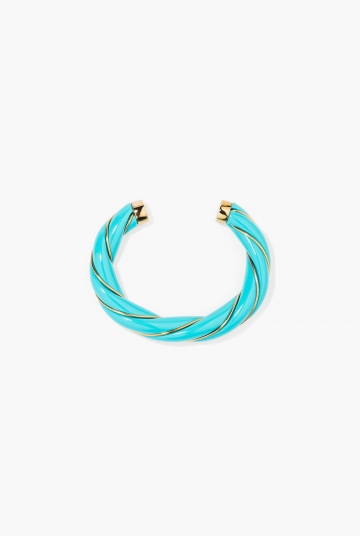 Turquoise Diana bangle