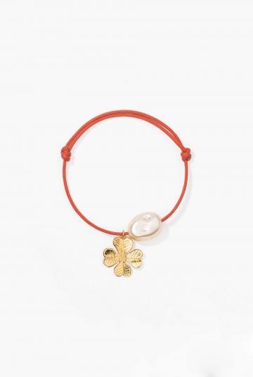 Grigri Clover bracelet