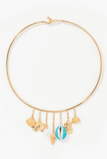Aguas Merco turquoise Necklace