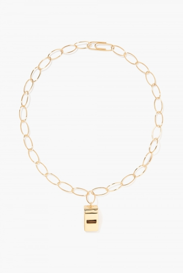Alouette necklace