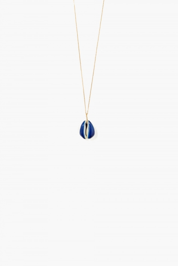 Merco necklace cosmic blue