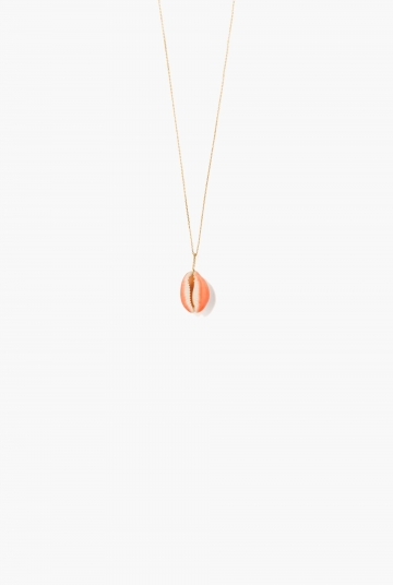 Merco necklace grenadine