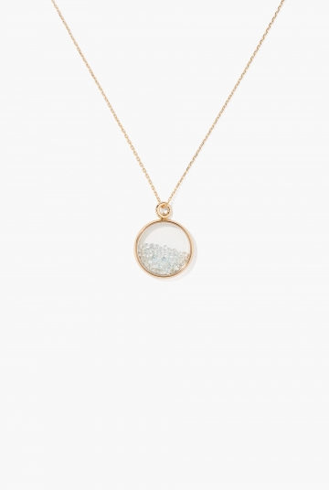 Topaz Baby Chivor pendant