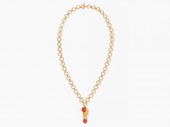 Roudoudou Long Necklace