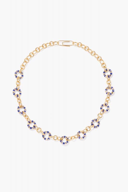 Blue Positano Necklace