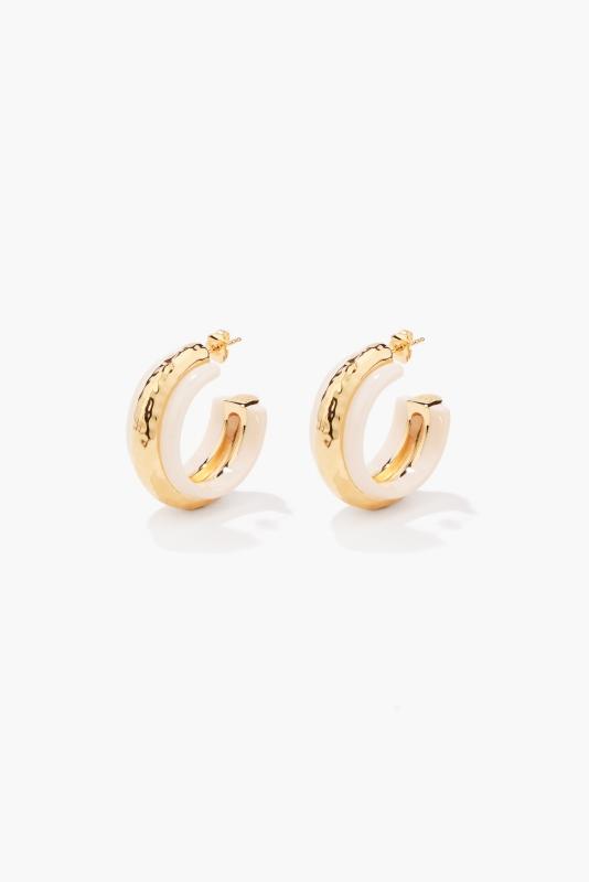 Ivory Nazca Earrings