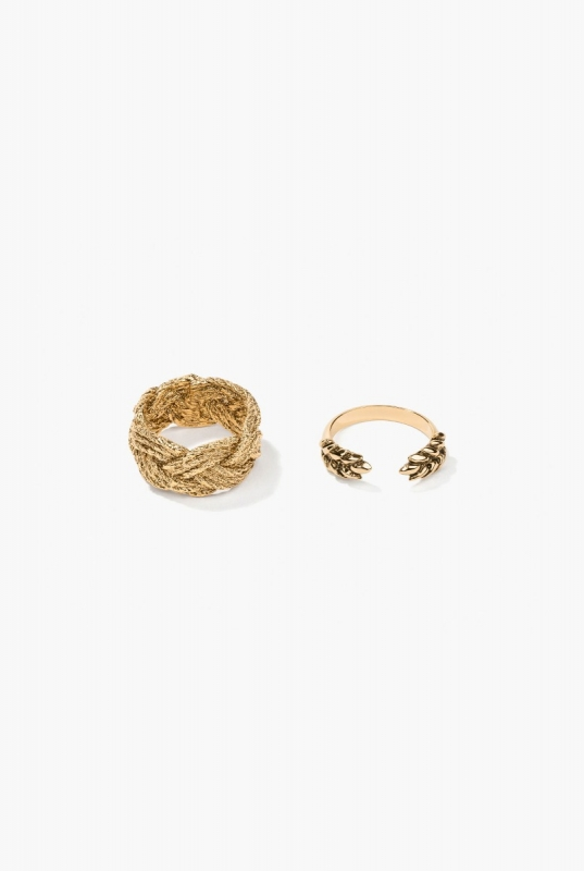 Miki and Wheat rings