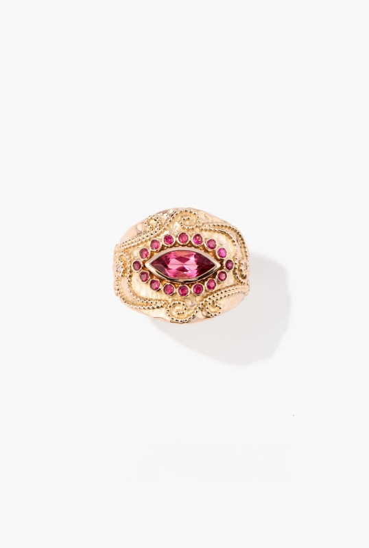 Cachemire Ring