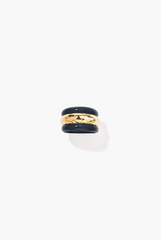 Black Nazca ring