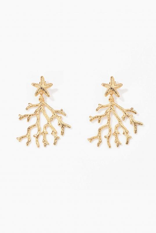Cassis earrings
