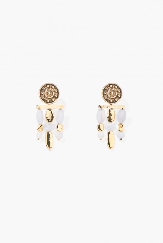 Nove earrings