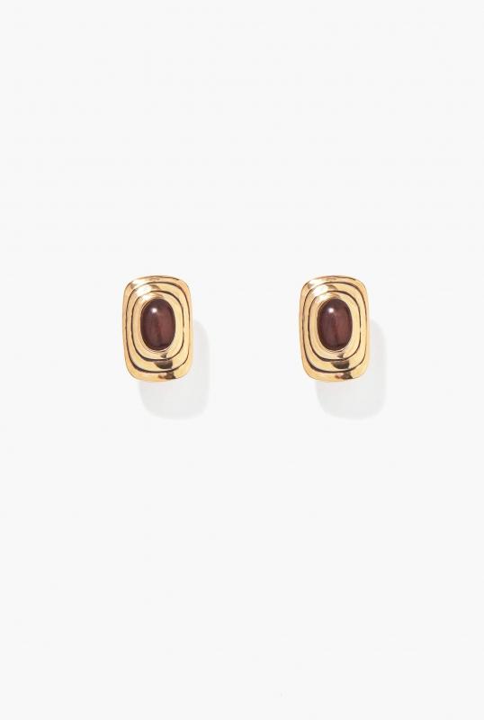 Java earrings