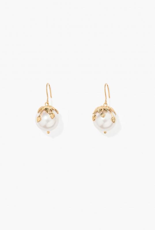 Albizia earrings