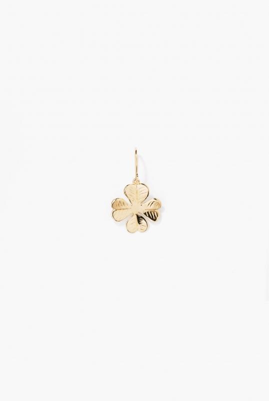 Aurélie Clover drop earring