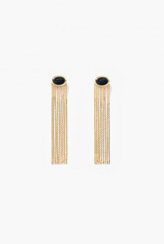 Pendants Bronx earrings