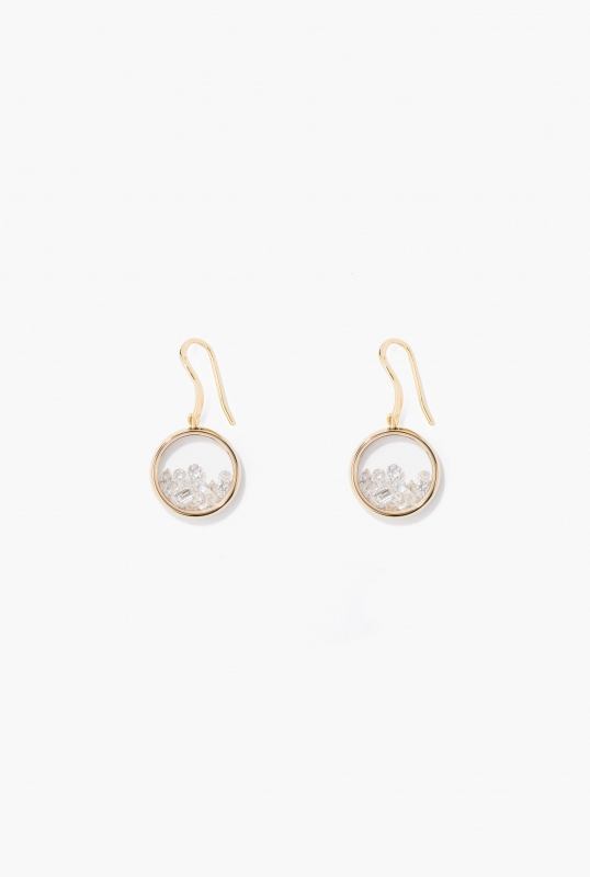 Diamonds Chivor earrings