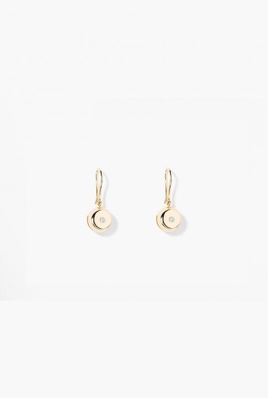 Bell earring