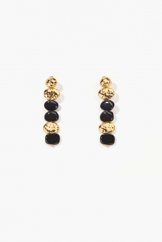 Honey earrings