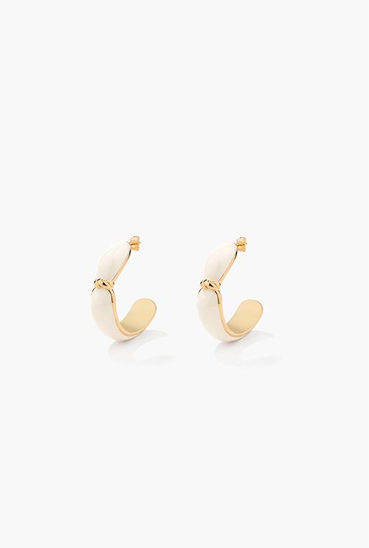 marlene-earrings-in-ivory-colored-bakelite-gold-plated