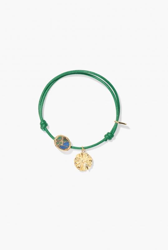 green Paraty bracelet