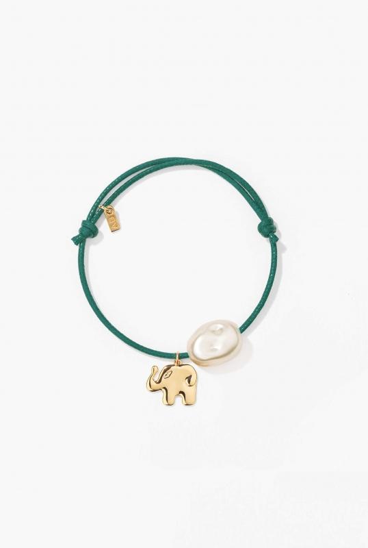 Grigri Elephant bracelet