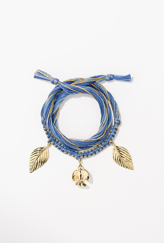 braided-blue-cotton-threads-embellished-with-charms-a-dove-and-two-leafs