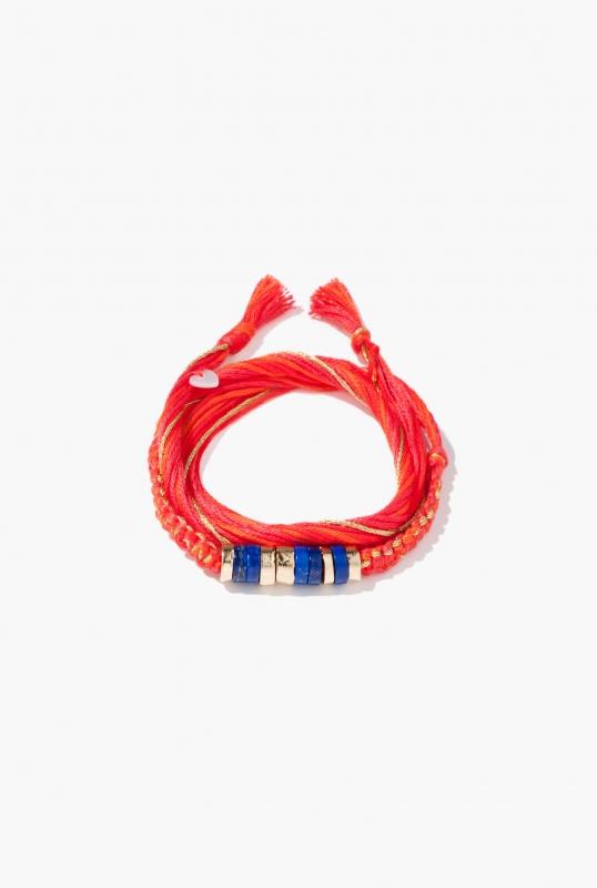 Lapis lazuli Takayama bracelet