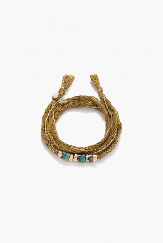 Turquoise Takayama bracelet