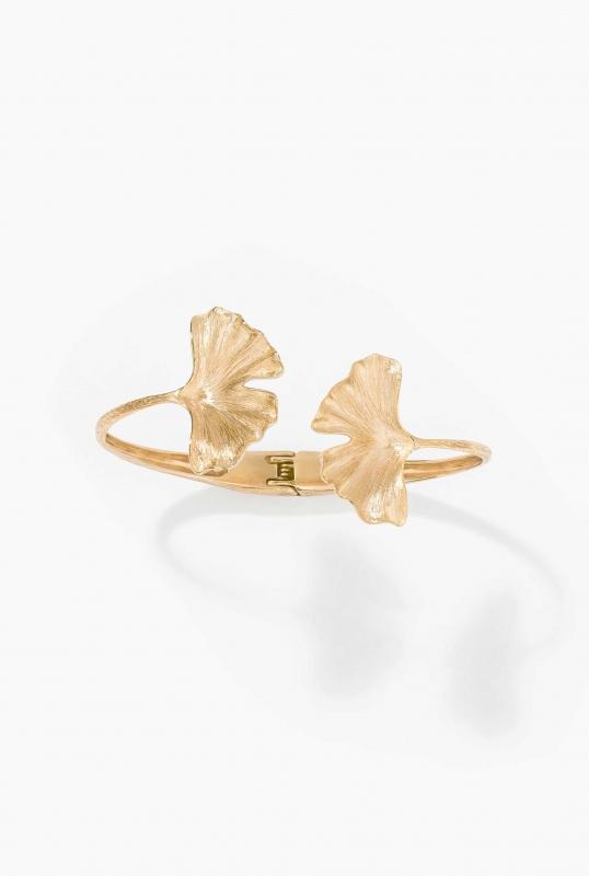 Ginkgo bracelet