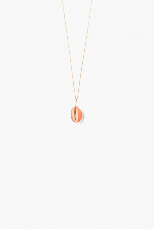 Merco necklace red