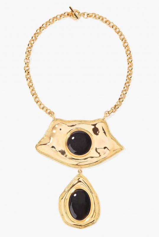 Honey necklace