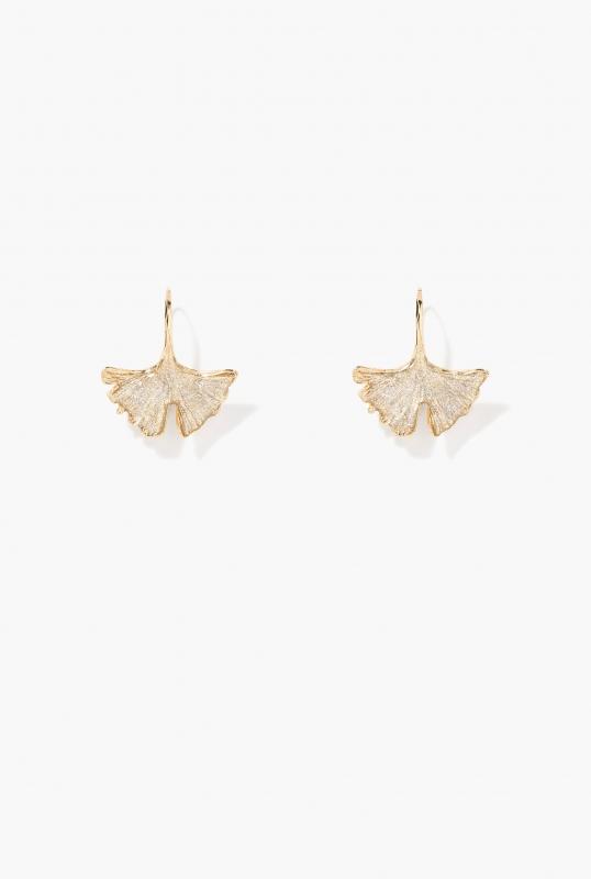 Cosmic grey Tangerine earrings