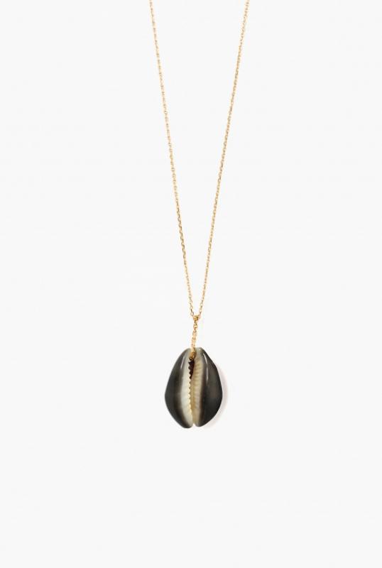Merco necklace cosmic grey