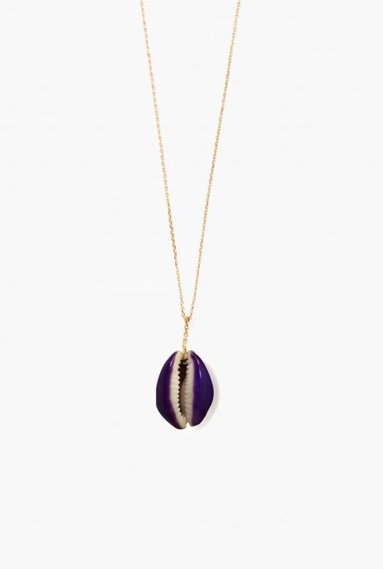 Merco necklace purple
