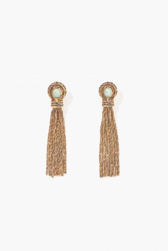 Mizuhiki earrings