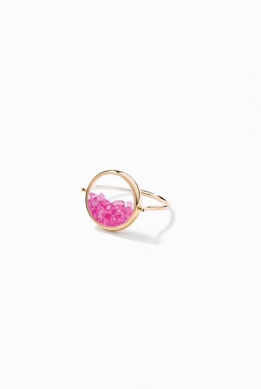 rubies Chivor ring