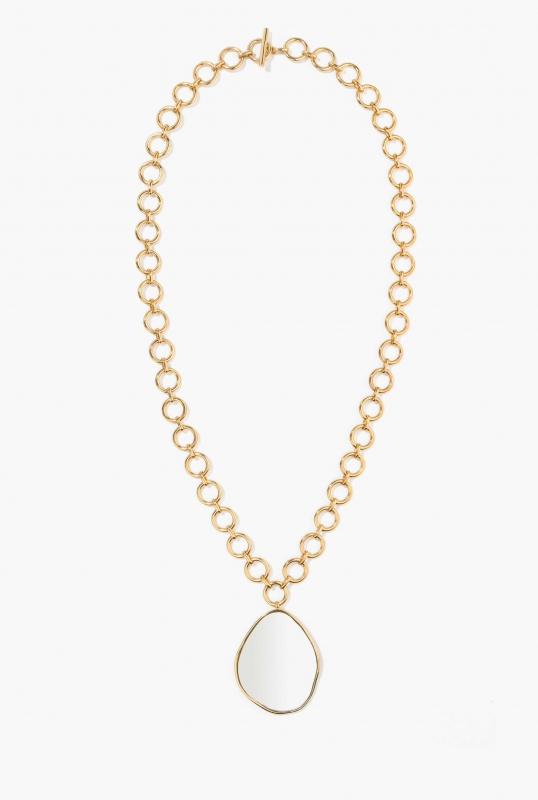 Ciottolo long necklace