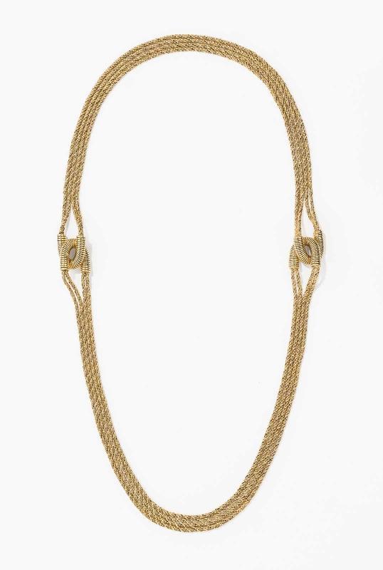 Gerlinda Long Necklace