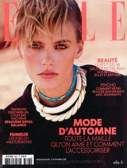 Collier Diana ivoire - ELLE France