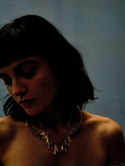 Collier Aurélie - Vogue Allemagne